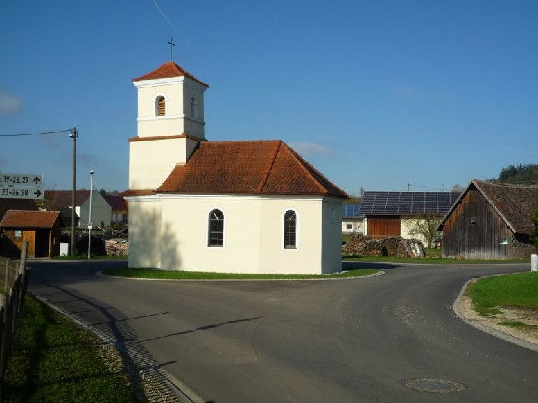 Kapelle in Enslingen